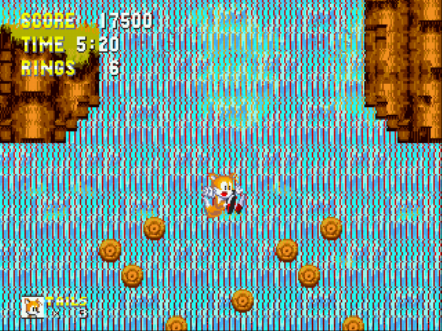 Sonic the Hedgehog 3 - NOOOOOOOOOOOOO! - User Screenshot